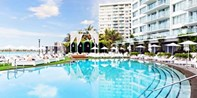 $99 -- Mondrian South Beach: Massage & Pool Day, 50% Off