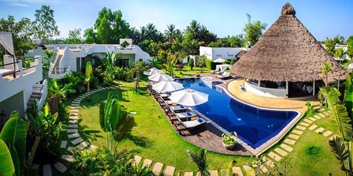 $275 -- Cambodia: 3-Nt Siem Reap Wellness Retreat Stay