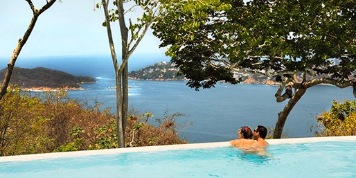 Travelzoo Deal: $479 -- Acapulco: 3 Nights at Chic 5-Star Resort w/Upgrade