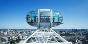 £85pp -- 4-Star London Hotel & Coca-Cola London Eye Ticket