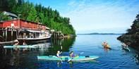 Dès 226€ -- Ile de Vancouver : circuit nature & Kayak, -41%