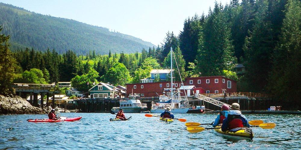 $259 -- Vancouver Island 2-Day Kayak Adventure, Save 40%