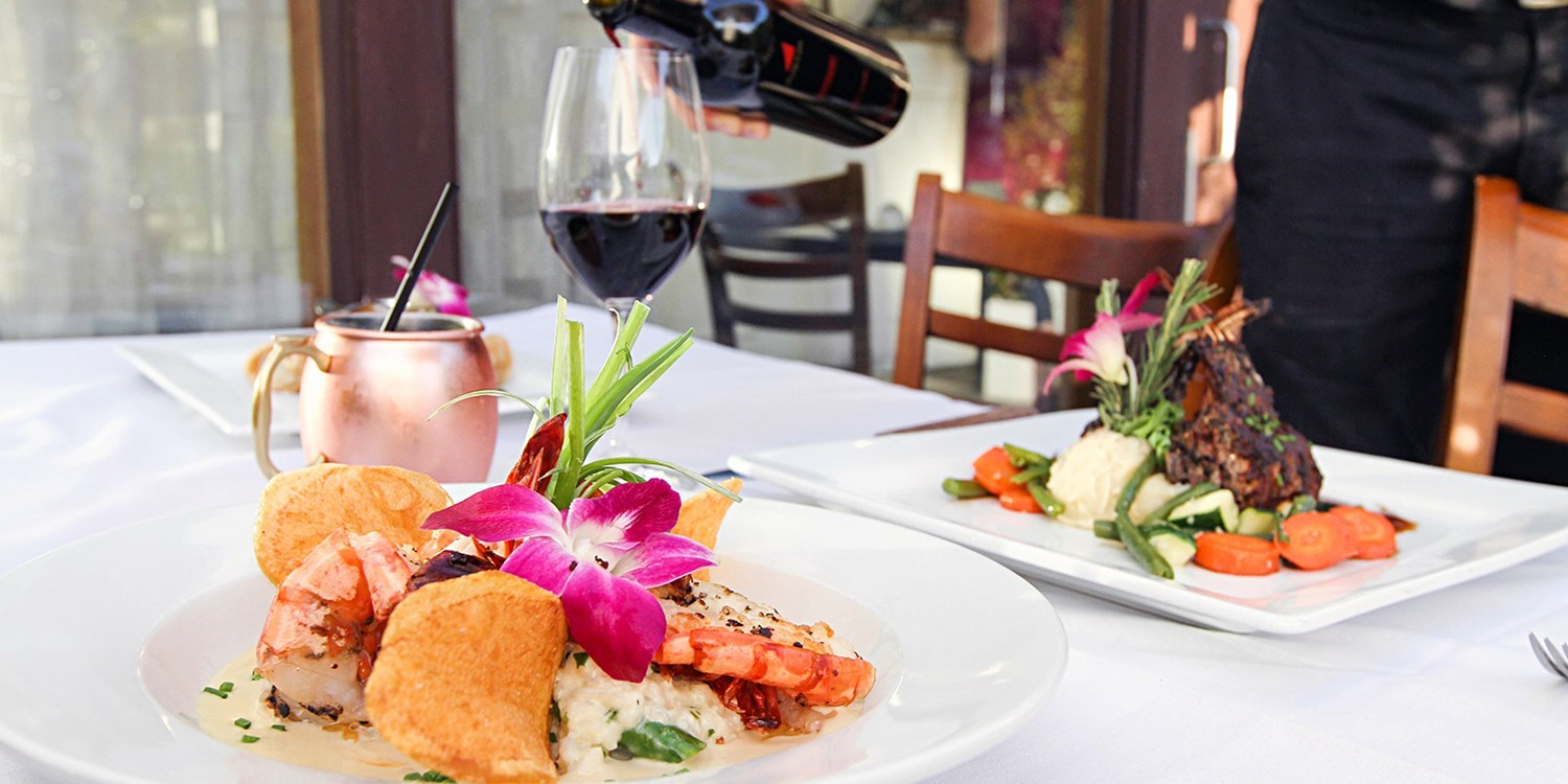 Ivory Laguna Beach: $49 for $80 to Spend for Dinner