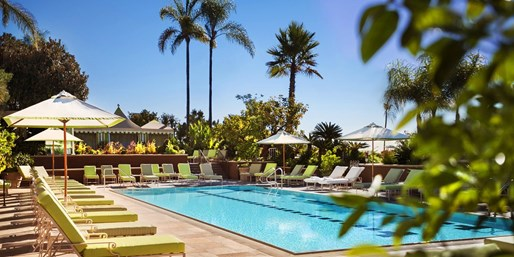 Four Seasons Beverly Hills Spa Day w/Exclusive Pool Access
