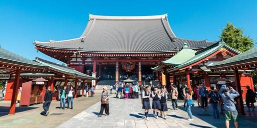 $755 & up -- Return Qantas Flights to Tokyo, Save up to $400