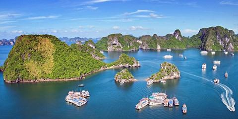Dès 495€ -- Vietnam : circuit de 10 jrs, hôtels & extras