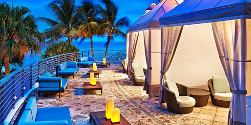 Massage or Facial at AAA 4-Diamond Beachfront Resort