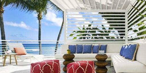 $99 -- Massage or Facial at Luxury Beachfront Resort