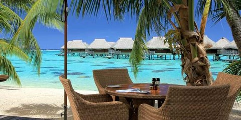 $1995 -- French Polynesia: 5-Nt Hilton Stay w/Private Pool