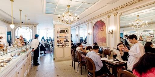 $250 起 -- 法國殿堂滋味!中環 Angelina Paris 尊享二道菜午餐  農曆新年適用