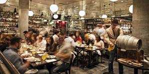 $99 -- Daniel Boulud's DBGB: Dinner for 2 w/Drinks, 35% Off