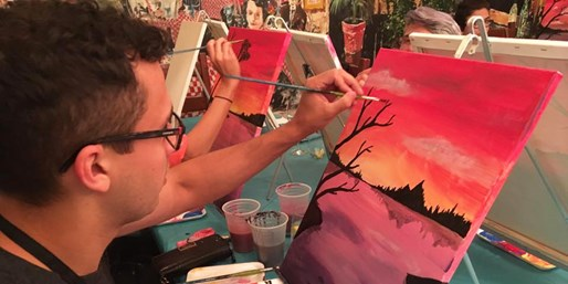 $25 -- Paint Parties across Ontario incl. Supplies, Reg. $43
