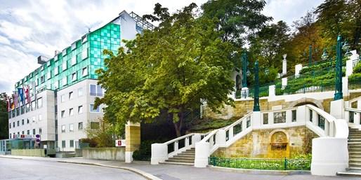79 € -- Prächtiges Hotel in Wien inklusive E-Bike, -51%