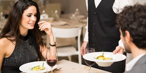 £49 -- 7-Course Lunch for 2 at 'Outstanding' Venue, 44% Off