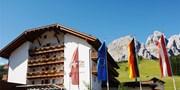 144 € -- Dolomiten: 4 Sommertage mit Fünf-Gang-Menüs, -43%