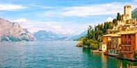 129 € -- 4 Tage Gardasee mit Seeblick & All Inclusive, -37%