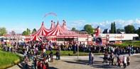 ab 13€ -- Zirkus Charles Knie: Neue Show in 16 Städten, -54%