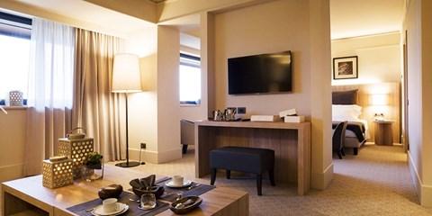 99€ -- Gran apertura: hotel 4* Roma y spa a mitad de precio