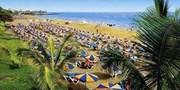 ab 250 € -- Lanzarote: 7 Tage Mietwagen und Flug
