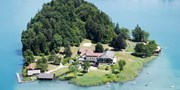 ab 372 € -- Kärnten: Inselhotel am Faaker See mit Frühstück