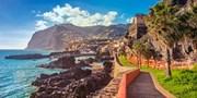 ab 428 € -- Madeira: 1 Woche mit Meerblick, Flug und HP