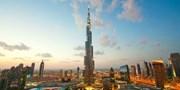 ab 972 € -- Dubai: 1 Strandwoche im Hilton mit Flug und HP