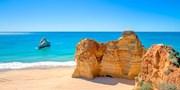 ab 339 € -- Algarve: 1 Woche Strandhotel mit Flug und VP