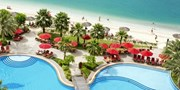 ab 806 € -- Abu Dhabi: Luxuswoche am Strand mit Flug & HP