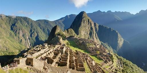£1898pp -- Peru 11-Nt Trip w/Tours & Meals; Fly fr Edinburgh