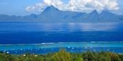 $1096 & up -- Tahiti: Peak-Season Return Flights fr 3 Cities