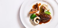 $42 -- London: Michelin-Starred 3-Course Meal & Wine,44% Off