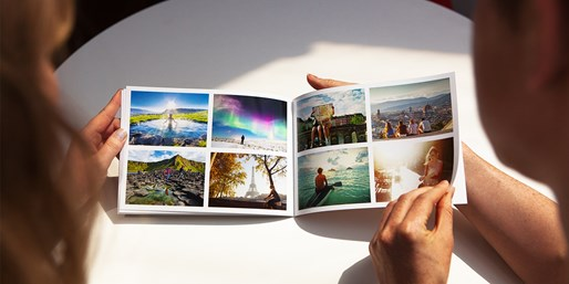 £1 -- Personalised Photobook (exc P&P), 83% Off