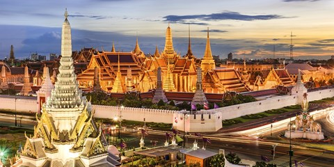 $109 -- 2-Nt Bangkok Break at Award-Winning Hotel w/Brekkie