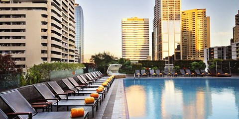 $69 -- Award-Winning Bangkok Hotel Stay w/Upgrade & Brekkie