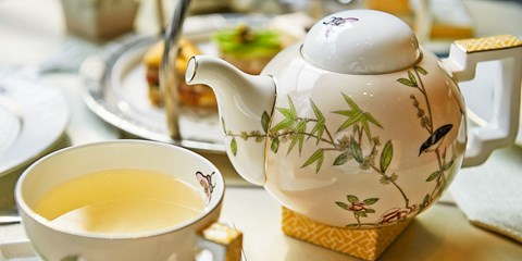 $29 -- Condé Nast 'Hot List' Hotel: High Tea in Shanghai