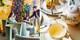 """¥198起 -- 正""""点""""!文华饼屋经典呈现 文华东方滨江大堂吧单人传统/主题下午茶 享缤纷饮品"""