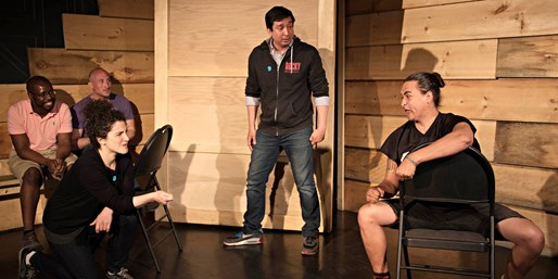 $15 -- Bad Dog Comedy Theatre Show Tickets for 2, Reg. $24