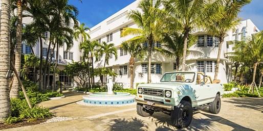$199-$229 -- Miami: South Beach Hotel in Winter w/Extras