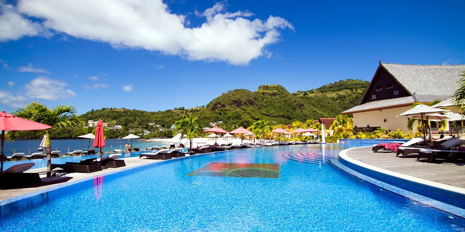 $925 -- St. Vincent & Grenadines: All-Inclusive 5-Nt. Escape