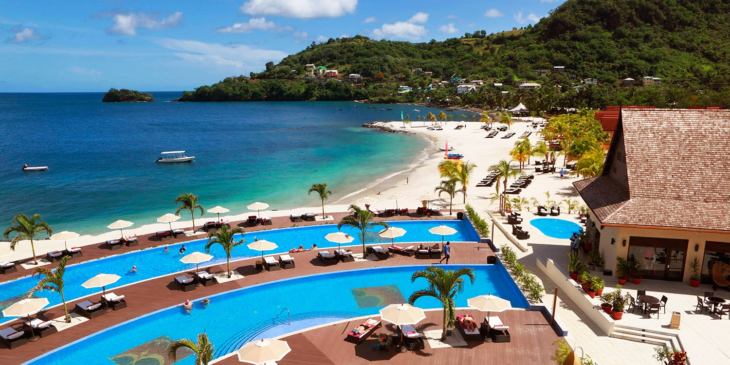 $845 -- St. Vincent & Grenadines: 5-Nt. All-Inclusive Escape