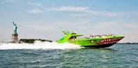 $23 -- Speedboat Ride around Manhattan, Save up to 40%