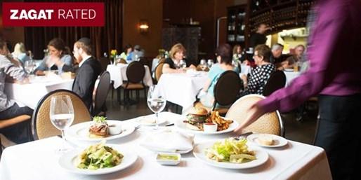 $75 -- Award-Winning Dinner for 2 at Oxnard's Herzog Winery