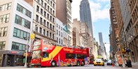 $39 -- Hop-On, Hop-Off Bus Tours in NYC, Reg. $49