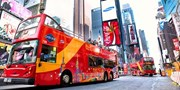 $50 -- Hop-On, Hop-Off Bus Tours in NYC, Reg $71