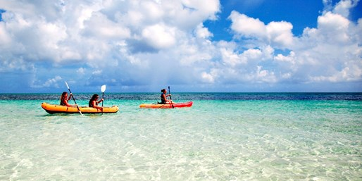 $1125 -- 3 Nts. in Turks & Caicos Suite w/Breakfast & Credit