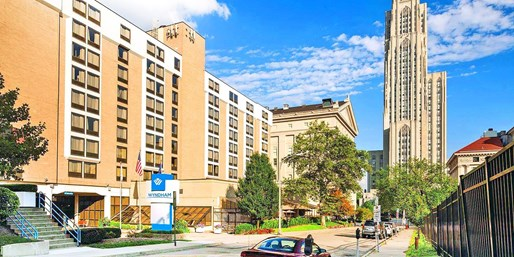 $99 -- Pittsburgh Hotel near Downtown w/Parking in Summer