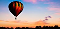 Hot Air Balloon Ride for 1 over Chicagoland, incl. Weekends