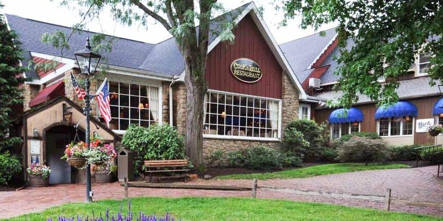 $26 -- Zagat-Praised Brunch for 2 in Peddler's Village