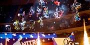 ¥4,900 -- 大阪公演 圧巻のスタントショー『ナイトロ・サーカス』10周年ツアーB席 A・S席も一律30%OFF