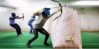 $11 -- Brampton: Archery Tag at 'Massive' Battleground